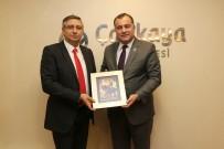 TÜRKIYE KUPASı - Şampiyon Binicilerden Taşdelen'e Ziyaret