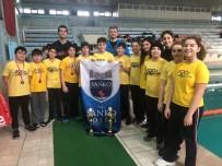 ALI EMRE - SANKO Okulları Yüzmede 59 Madalya Ve 2 Kupa Kazandı