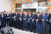 TÜRKIYE FUTBOL FEDERASYONU - Siirt'te 111 Kişinin İstihdam Edildiği Çağrı Merkezi Açılışı Gerçekleştirildi