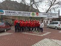 Söğütlüspor'un Osmaneli Kampı Sona Erdi