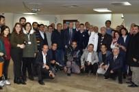 Tekden Hastanesi'nden 'Çalışan Gazeteciler Günü' Kutlaması