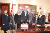 Tosya Belediye Başkanına İdareciler Günü Ziyareti