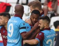 SIVASSPOR - Trabzonspor'un Forvet Üçlüsü İkinci Yarıyı İple Çekiyor