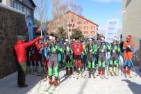Türkiye'nin İlk Dağ Kayağı Şampiyonası Erzurum'da Yapıldı