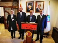 Ulaştırma ve Altyapı Bakanı - Ulaştırma Ve Altyapı Bakanı Mehmet Cahit Turhan Yalova'da