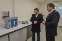 AKREDITASYON - Üniversiteden Mermer Sektörüne Büyük Destek