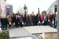 MEHMET ÇELIK - Vali Çiftçi Ve Başkan Aşgın Gazetecilerle Buluştu