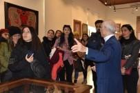 GAZI MUSTAFA KEMAL - Yalovalı Gençlerden Atatürk Müzesi'ne Büyük İlgi