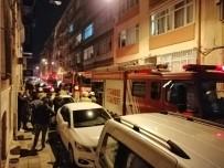 Yangın Esnasında Şüpheli Ölüm Polisi Harekete Geçirdi