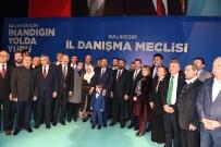 AK Parti İl Danışma Kurulu Yapıldı