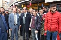ARAÇ KONVOYU - AK Parti'li Demir'e Görkemli Karşılama