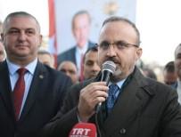 GENEL BAŞKAN - AK Parti'li Turan'dan CHP'ye Libya Tepkisi