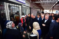 NECMETTİN ERBAKAN - Bakan Gül'den Şehidin Ailesine Taziye Ziyareti