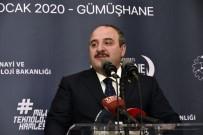 KAMURAN TAŞBILEK - Bakan Varank, Gümüşhane'de Sektör Temsilcileriyle Buluştu