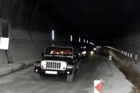 ZIGANA - Bakan Varank'tan Dünyanın En Uzun 2.Tüneline İnceleme