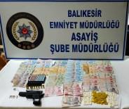 Balıkesir'de Kumar Operasyonu Açıklaması 11 Gözaltı