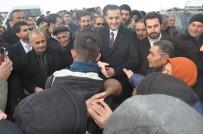 Başkan Arslan'a Coşkulu Karşılama
