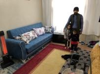Başkan Beyoğlu Ziyaret Ettiği Mağdur Ailenin Dramına Son Verdi