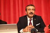 KENTSEL DÖNÜŞÜM PROJESI - Başkan Çetin Açıklaması 'Adana'nın Önü Açıldı'