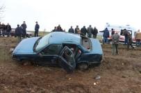 Cenazeye Giden Araç Takla Attı Açıklaması 5 Yaralı