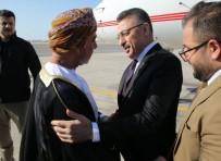 FUAT OKTAY - Cumhurbaşkanı Yardımcısı Oktay Umman'da