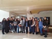 Dil Ve Konuşma Terapisi Öğrencilerinden Fizyomer'e Ziyaret