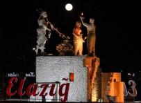 Elazığ'da Dolunayın Görsel Şöleni