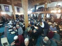 Erzurum'un 500 Yıllık Geleneği İçin Camiler Adeta Dolup Taştı