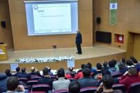 ETÜ'de 'Akıllı Şebekelerde Değiştirilebilir Yüklerin Optimal Yönetimi' Konferansı
