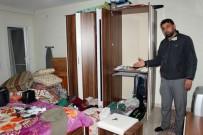 ZİYNET EŞYASI - Evine Hırsız Girdi, Komşularına İsyan Etti