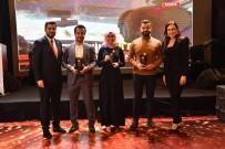 ÇALIŞAN GAZETECİLER - Gaziantep Gazeteciler Cemiyeti'nden İHA'ya Ödül
