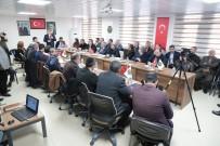 YOL HARITASı - Halfeti'nin 2020 Yol Haritası Belirleniyor