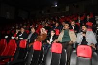 ÇALIŞAN GAZETECİLER - Haliliye'den Gazetecilere Sinema Etkinliği