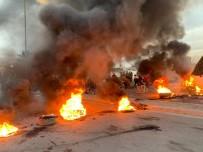 ORANTISIZ GÜÇ - Irak'taki Protestolarda Yaralı Sayısı 59'A Yükseldi