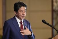 JAPONYA BAŞBAKANI - Japonya Başbakanı Abe Suudi Arabistan'da