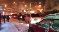AYDER YAYLASI - Kar Yağışı Ayder Yaylası'nı Olumsuz Etkiledi