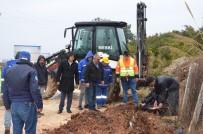 HASAN BALTACı - Mahallelinin Su Sorunu Çözülüyor