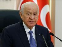İL BAŞKANLARI - MHP Genel Başkanı Bahçeli: Komşu coğrafyalardaki çözülmenin dayanacağı son sınır Türkiye'dir