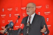 GENEL BAŞKAN - SP Genel Başkanı Karamollaoğlu Açıklaması 'Türkiye'yi Örnek Alınacak Bir Ülke Yapacağız'