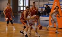 Turgutlu Belediye Kadın Basket Takımı Kendi Evinde Mağlup