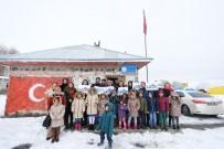 GENEL BAŞKAN - UCİM'den Çocuklara 'İyi Dokunuş Kötü Dokunuş' Eğitimi
