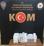 700 Paket Kaçak Sigara Ele Geçirildi