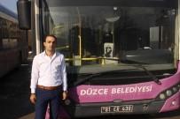 Acil Servise Otobüs İle Götürdü