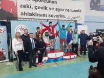 Ağrılı Halterci Batuhan Akbaş Türkiye Şampiyonu Oldu