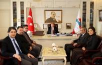 AİÇÜ Rektörü Prof. Dr. Karabulut, 'KÜSİ İle Ülkemizin Hedeflerine Katkı Sağlanacak'