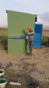 Aksaray'da Köylerin Su İsale Hatları Yenileniyor