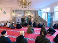 AŞAĞI SAKSONYA - Alman Belediye Başkanından DİTİB Camisi'ne Geçmiş Olsun Ziyareti