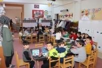 Anaokulu Öğrencilerine Başkan Orhan Sürprizi