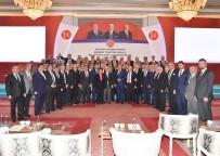 GENEL BAŞKAN - Başkan Aydın, MHP'nin Ankara'daki Toplantısına Katıldı