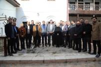 ÖZNUR ÇALIK - Battalgazi Muhtarlarıyla Toplantı Düzenlendi